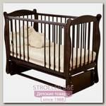 Детская кроватка Noony Wood Simple с продольным маятником