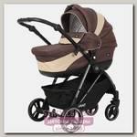 Детская коляска Rant Neo 2 в 1, ткань+эко-кожа