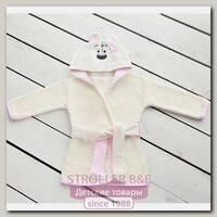 Детский халат Twinklbaby Fun Dry Мишки в подарочной упаковке, размеры на выбор