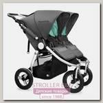 Детская прогулочная коляска для двойни Bumbleride Indie Twin