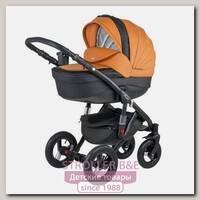 Детская коляска Adamex Barletta Deluxe (Carbon) 3 в 1
