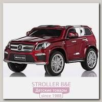 Электромобиль RT Mercedes-Bens AMG 12V R/C с резиновыми колесами