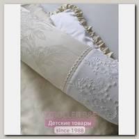 Комплект постели для прямоугольной кроватки Marele Версаль 460228-12, 20 предметов
