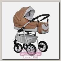 Детская коляска Caretto Cameron 3 в 1, ткань+эко-кожа