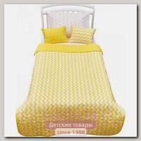Покрывало + 2 декоративные подушки для дошкольников Shapito by Giovanni Z-Kids 170 х 110 см