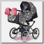 Детская коляска Caretto Michelle Color F 3 в 1