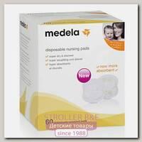 Прокладки одноразовые для груди Medela (60 штук)