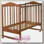 Детская кроватка СКВ 12011 Берёзка колесо+качалка