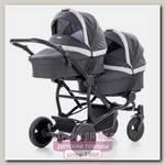 Детская коляска для двойни Tutis Terra 3 в 1