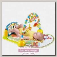 Игровой музыкальный коврик Lorelli Toys Лорелли Тойс Пианино