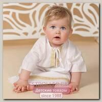 Крестильная рубашка для мальчика Makkaroni Kids Владимир