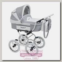 Детская коляска Reindeer Prestige Lily 2 в 1, эко-кожа