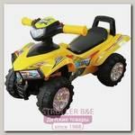 Каталка-квадроцикл Sweet Baby ATV с музыкой