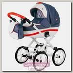 Детская коляска BeBe-Mobile Ines R 2 в 1, ткань+эко-кожа
