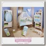 Комплект постельного белья Feretti Tropical Island 6 предметов