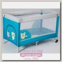 Детский манеж-кровать Babymix Sowa