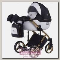 Детская коляска Adamex Luciano Polar Gold 2 в 1