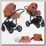 Детская коляска Tutis Viva Life 2 в 1, ткань+эко-кожа