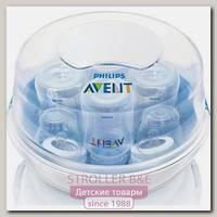 Стерилизатор бутылочек для СВЧ-печей Philips Avent SCF282/02 (С бутылочками)