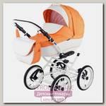 Детская коляска BeBe-Mobile Santana Ecco 2 в 1, ткань+эко-кожа