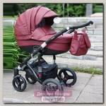 Детская коляска BeBe-Mobile Movo 2 в 1, эко-кожа
