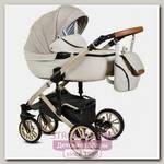 Детская коляска Alis Camaro 2 в 1, ткань+эко-кожа