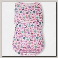 Конверт для пеленания с 2-мя способами фиксации Summer Infant SwaddleMe WrapSack