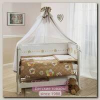 Комплект постельного белья Perina Тиффани, 7 предметов
