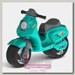 ОР502 Каталка-мотоцикл беговел RT Скутер