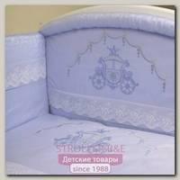Комплект постельного белья Lappetti Инфанты Карета 6 предметов