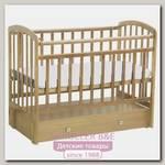 Детская кроватка Фея 313 продольный маятник