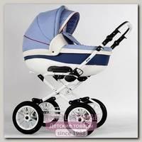 Детская коляска Amadeus Bliss 2 в 1, ткань+эко-кожа