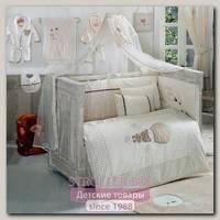 Комплект постельного белья Kidboo Cute Bear 6 предметов