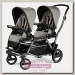 Детская прогулочная коляска для двойни Peg-Perego Duette Pop-Up Completo