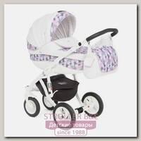 Детская коляска Adamex Aspena Eco 3 в 1, эко-кожа