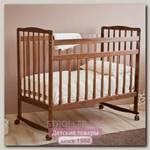Детская кроватка Красная Звезда Максим С741 качалка