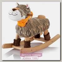 Качалка меховая Jolly Ride Тигр Tim JR
