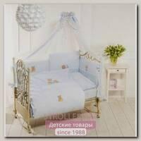 Комплект постельного белья Feretti Sleepy Bears 3 предмета