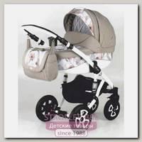 Детская коляска Adamex Barletta Акварель 3 в 1