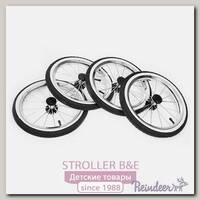 Комплект надувных колес увеличенного диаметра для детских колясок Reindeer