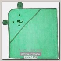 Детское полотенце с капюшоном Twinklbaby Мишки