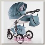 Детская коляска Street Racer Karona Eco 2 в 1, эко-кожа