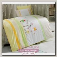 Комплект постельного белья Kidboo Sunny Day 3 предмета