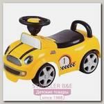 Каталка-машинка Sweet Baby Viaggiare с музыкой