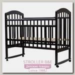 Кровать детская Топотушки Лира-2 (колесо+качалка)