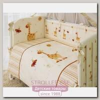 Сменный комплект постельного белья Perina Кроха, 3 предмета