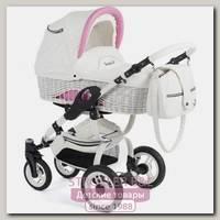 Детская коляска Reindeer City Wiklina 3 в 1, эко-кожа