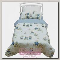 Покрывало + 2 декоративные подушки Shapito by Giovanni Orsetto Kids 170 х 110 см