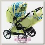 Детская коляска-трансформер Kacper Glosso Paris