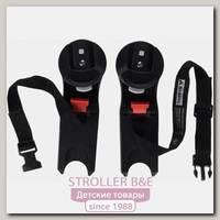 Адаптер Car Seat Adapter для крепления автокресел Cybex, Maxi-Cosi, Nuna на коляску Baby Jogger City Select Plus / City Premier